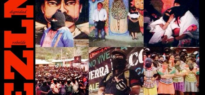 Journée zapatiste — Un autre monde existe déjà dans les communautés zapatistes
